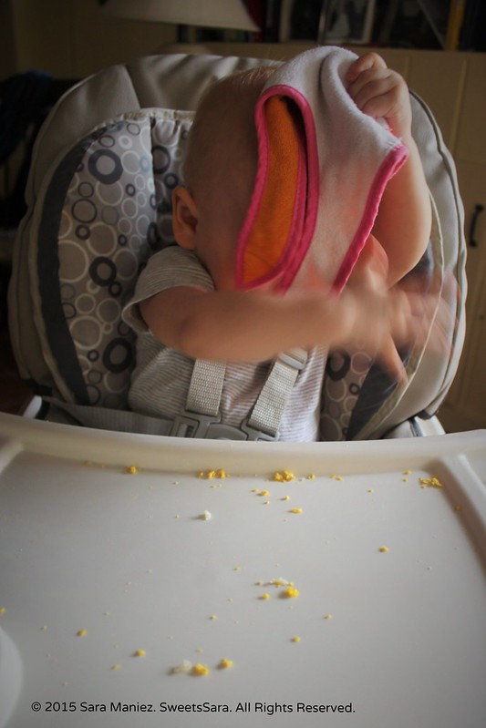 All Done!  Baby-Led Weaning