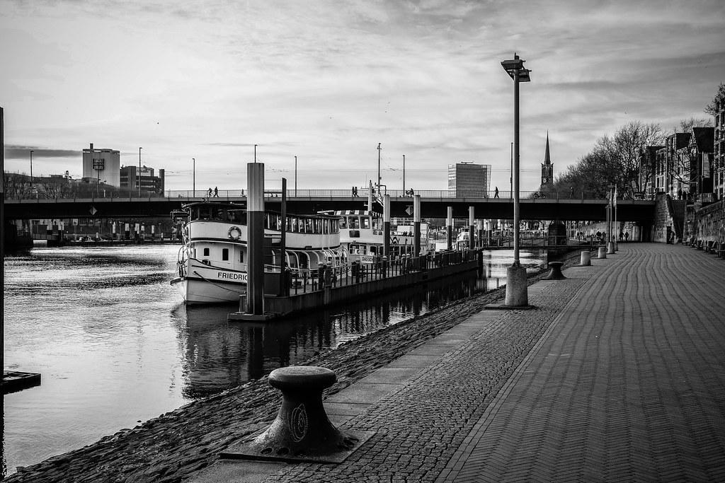 Bremen - Schlachte 1