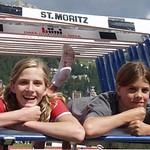 2002 Trainingslager in St.Moritz