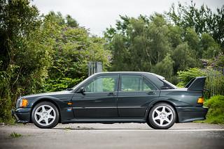 1990 Mercedes-Benz 190E 2.5-16 Evolution II - 02 | by Az online magazin
