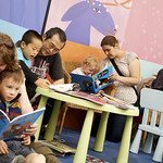 Children's Bookshop | Lovely scenes in the Baillie Gifford Children's Bookshop © Alan McCredie