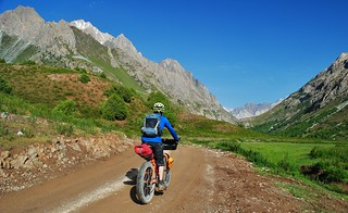 Biking in the Kok Suu Valley | by Pikes On Bikes