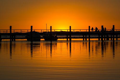 reflection soldierspoint fishing sunset seeninportstephensphotoexpo