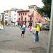 Marató de Boumort 2016. Plaça Homilies (Jordi Espar)