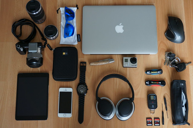 What's in your bag? (Mai 2014)