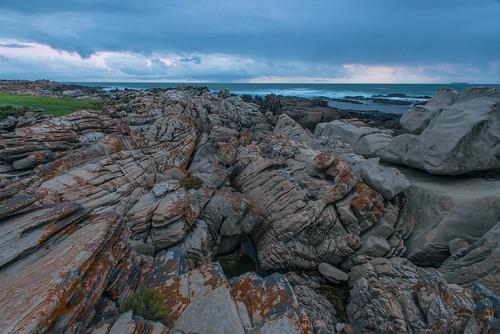 ocean sunset beach clouds southafrica nikon rocks redrocks safe stormclouds portelizabeth lightroom googleimages yahooimages kinibeach singhrayfilters nikond800 exploresouthafricabeaches