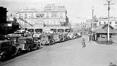 Procession of Motor Cars at Ballarat Centenary Celebrations (1938)