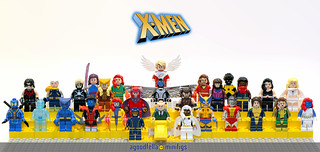 X-MEN v.2 [GROUP] | by agoodfella minifigs