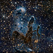 Hubble Goes High Def to Revisit the Iconic 'Pillars of Creation' by NASA Goddard Photo and Video