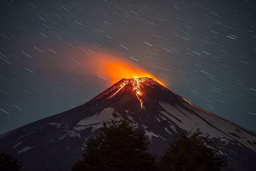 CHILE VOLCANIC ERUPTION | by Berry 2015