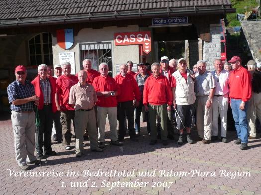 MR - Reise 2007