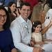 Batizado Marina - Larissa e Roberto Brandão