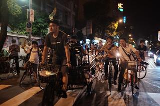 2016-09-30 單車臨界量 | Critical Mass Taipei | by Taiwan Urban Bicycle Alliance (TUBA)