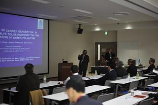 Professor Masbah RT Siregar of LIPI, Indonesia
