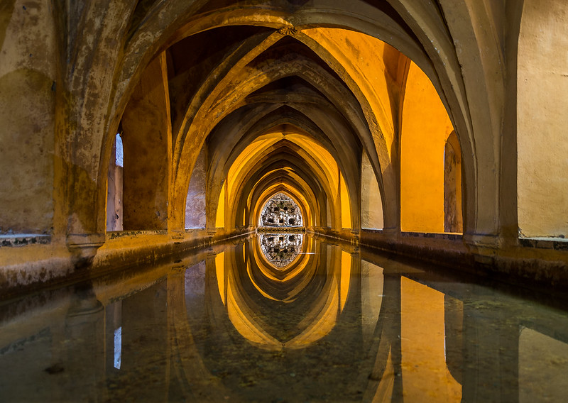 Reflected Grotto