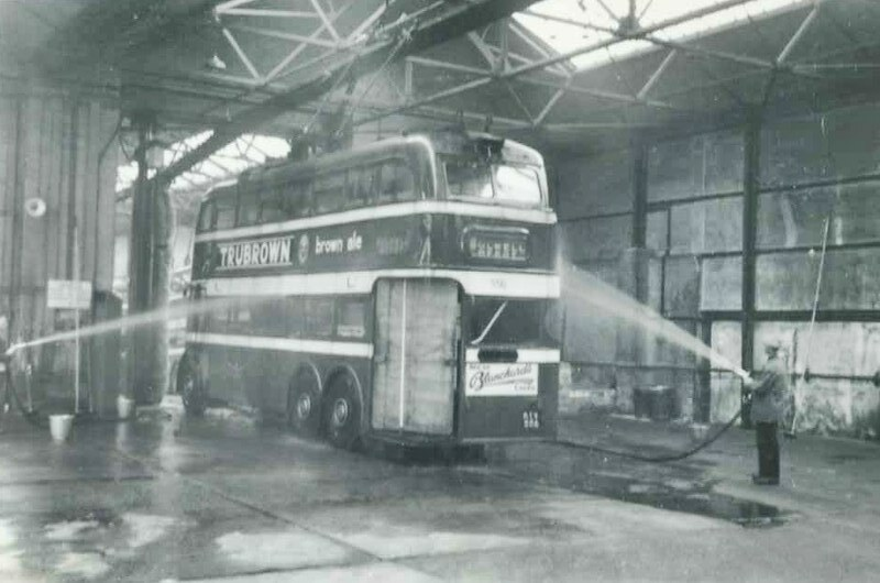 N.C.T. Bulwell Depot.1951 B.U.T.9641T.KTV556 556.with Brush Body.