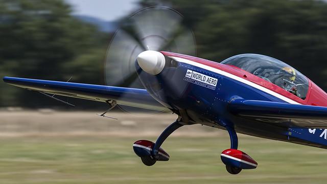 Extra EA.300L. G-XXTR.
