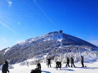 Jay Peak summit