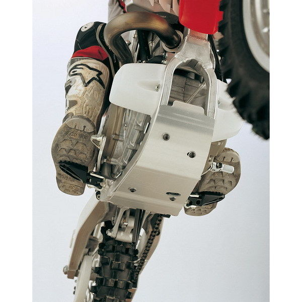 Moose Racing Aluminum Skid Plate