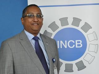 Lochan NAIDOO, INCB President