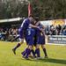 VVSB - FC Lienden 2-2 Topklasse 2014 - 2015 Noordwijkerhout