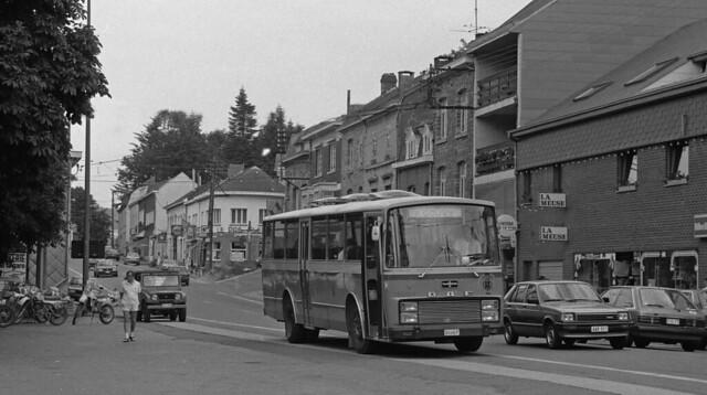 Neg. nr: 21581 Vielsalm SNCV 760104 op 13-7-1985
