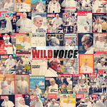 Collage of just a few magazine covers of False Prophet Pope Francis
