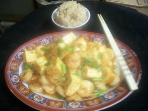 B36 Tofu with Shrimp | by Golden Gate Chinese Restaurant