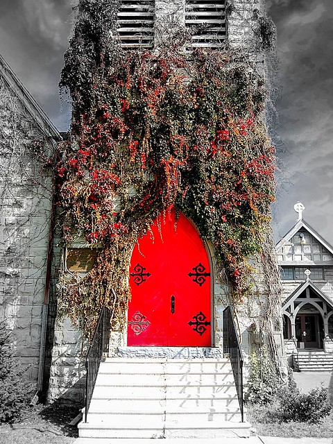Oneida New York ~ St. John's Episcopal Church of Oneida ~ Historical