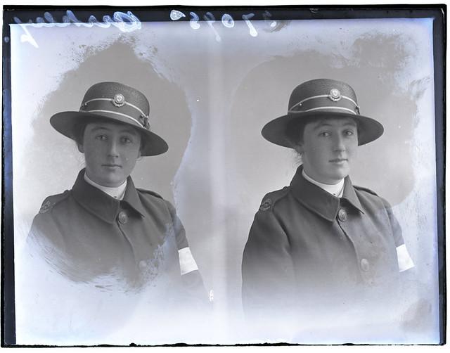 Miss Berkley, 17 May 1917