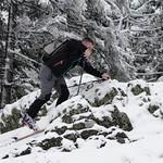 Skitour Schwarzwald 2014