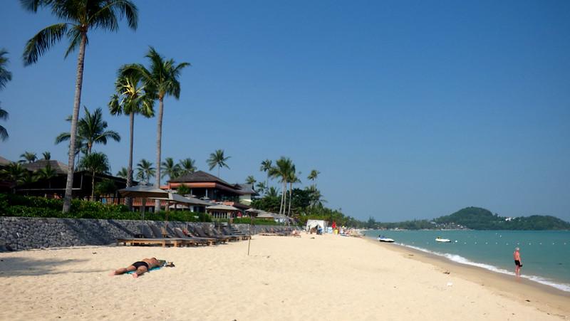 Koh Samui Bophut Beach
