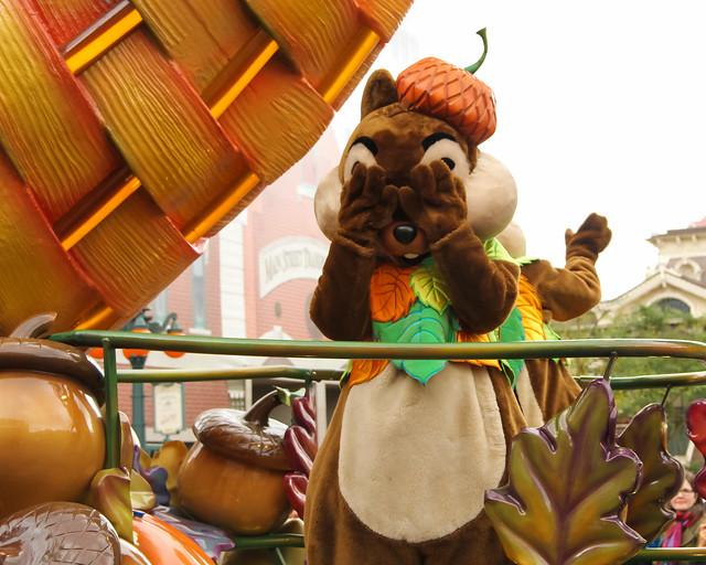 Halloween season 2014 - Disneyland Paris - 2236