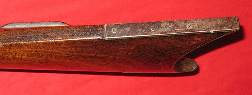 Washington Hatfield Rifle - Made in Owensburg, Indiana - Iron Toe Plate