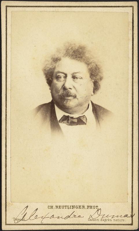 Alexandre Dumas [front]