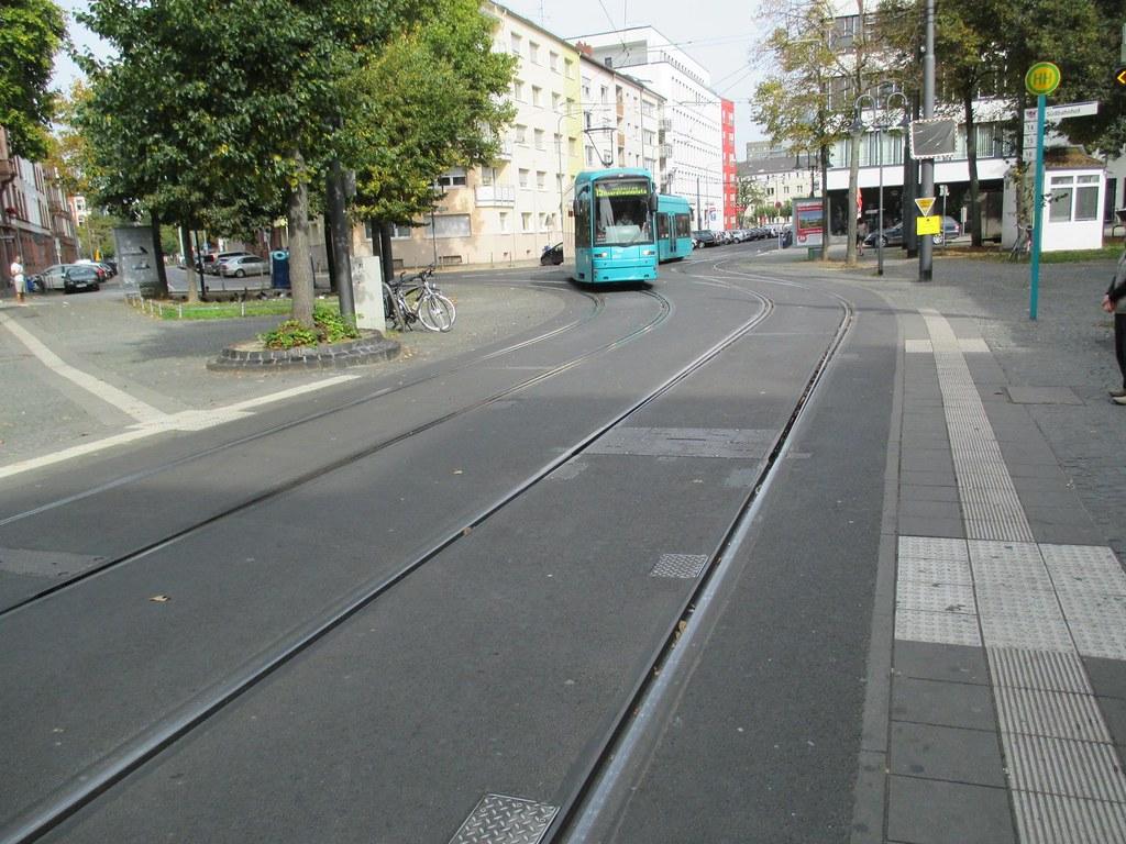 Straßenbahn 15 Frankfurt