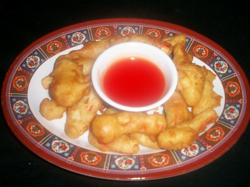 A14 6pc Fried Crab Cakes | by Golden Gate Chinese Restaurant