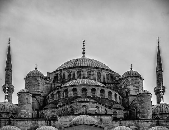 Blue Mosque (Istanbul) (V)