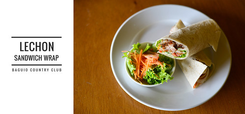 Baguio Country Club Lechon Wrap | by Two2Travel