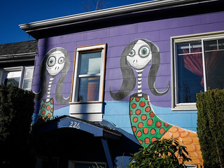 February - North Queen Anne | by carissapod :: fish parade
