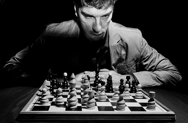 Chess Player 03
