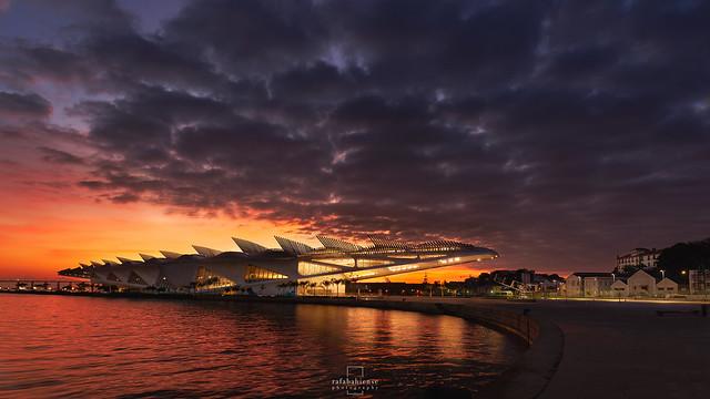 Sunrise @Museu do Amanhã, #Downtown, #RiodeJaneiro, #Brazil