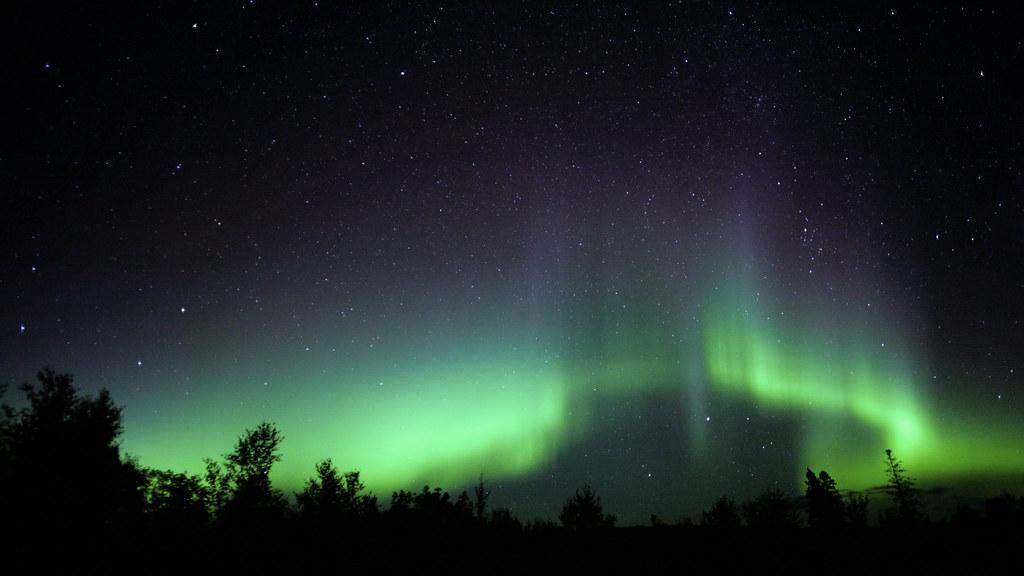Aurora Borealis (Explore 5!)