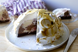 baked alaska | by smitten kitchen