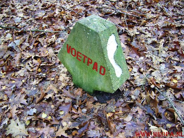 Baarn 40 Km    22-11-2008 (77)