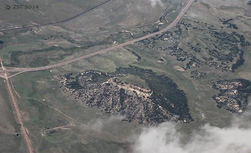 united flight aerialview aerial mesa windowseat zeesstof denvertohouston