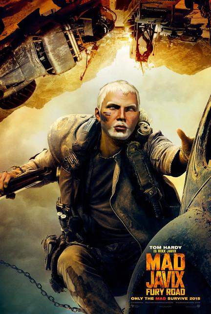 Mad Javix Poster