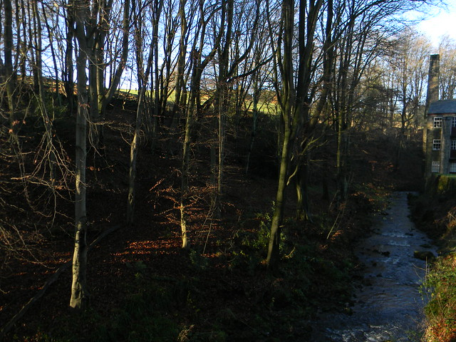 HEWENDEN BECK AND BENTS MILL