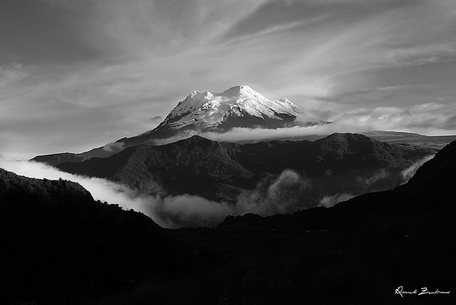 Reserva Ecológica Antisana Antisana Volcano