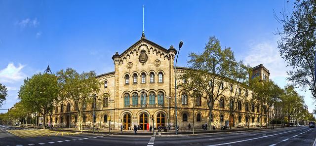 Universitat de Barcelona, Barcelona (E)
